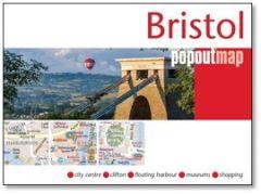 Popout Maps - Bristol
