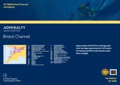 Admiralty Leisure Chart Folio - Bristol Channel