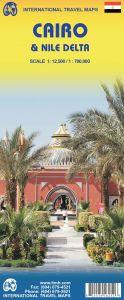 ITMB - World Maps - Cairo & Nile Delta