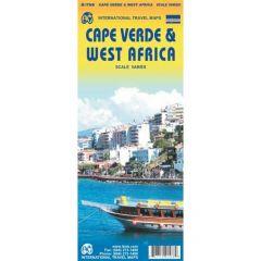ITMB - World Maps - Cape Verde & West Africa