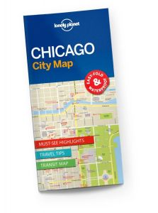 Lonely Planet - City Map - Chicago