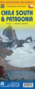 ITMB - World Maps - Chile South & Patagonia