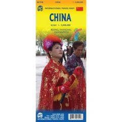 ITMB - World Maps - China