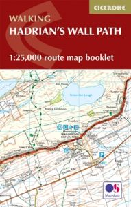 Cicerone - National Trail Map Booklet - Hadrian's Wall Path (MB)