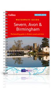 Collins Nicholson - Waterways Guide - Severn, Avon & Birmingham