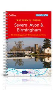 Collins Nicholson - Waterways Guide - Severn, Avon & Birmingham