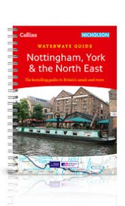 Collins Nicholson - Waterways Guide - Notts, York & NE
