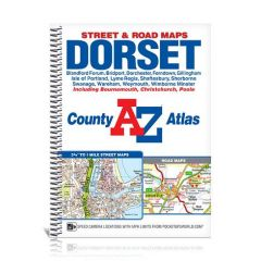 A-Z County Atlas - Dorset Atlas