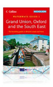 Collins Nicholson - Waterways Guide - Grand Union, Oxford & SE