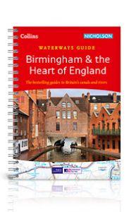 Collins Nicholson - Waterways Guide - Birmingham