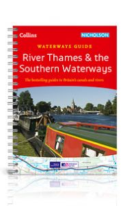 Collins Nicholson - Waterways Guide - River Thames