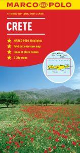 Crete Marco Polo Map