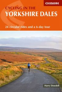 Cicerone Cycling In The Yorkshire Dales