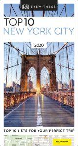 DK - Eyewitness Top 10 Travel Guide - New York City