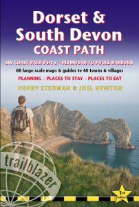 Trailblazer - Dorset & South Devon Coast Path