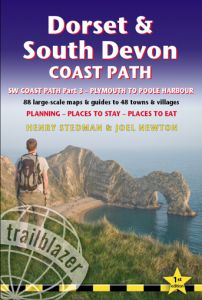 Trailblazer - Dorset & South Devon Coast Path