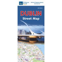 OS Dublin Street Map