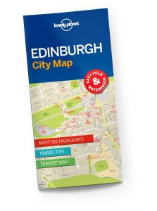 Lonely Planet - City Map - Edinburgh