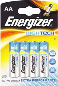 Energizer Ultimate Batteries - AA - Single Pack (4) (MAX)