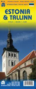 ITMB - World Maps - Estonia / Tallinn