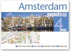 Popout Maps - Amsterdam