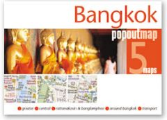 Popout Maps - Bangkok