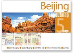 Popout Maps - Beijing