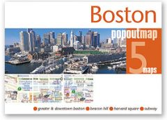Popout Maps - Boston