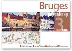 Popout Maps - Bruges
