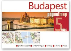 Popout Maps - Budapest