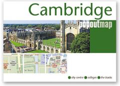 Popout Maps - Cambridge