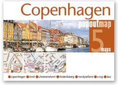 Popout Maps - Copenhagen