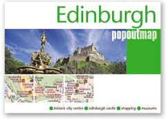 Popout Maps - Edinburgh