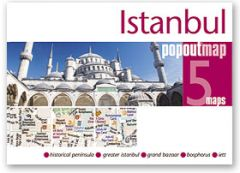 Popout Maps - Istanbul