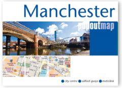 Popout Maps - Manchester