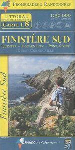 Rando - Finistere Sud-Quimper-Douarnenez (L8)