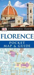 DK - Eyewitness Pocket Map & Guide - Florence