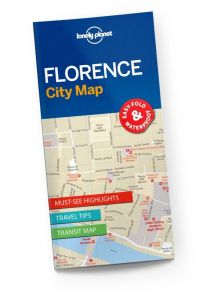 Lonely Planet - City Map - Florence