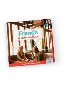 Lonely Planet - Phrasebook & Audio CD - French