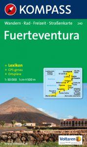 Kompass Maps - Fuerteventura 240 GPS
