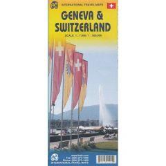 ITMB - World Maps - Geneva & Switzerland