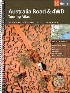 Hema - Australia Road And 4WD Touring Atlas