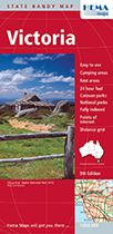 Hema State Map - Victoria State Handy