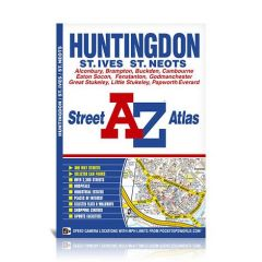A-Z Street Atlas - Huntington