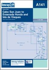 Imray A Chart - Cabo San Juan - Ensenada Honda (A141)
