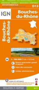IGN Departmental - Bouches-du-Rhone (D13)