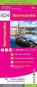 IGN Regional - Normandie