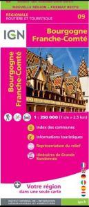IGN Regional - Bourgogne - Franche-Comte