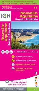 IGN Regional - Nouvelle-Aquitaine - Bassin Aquitain