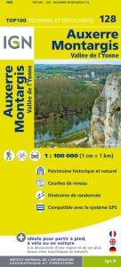 IGN Top 100 - Auxerre / Montargis - Vallee de l'Yonne